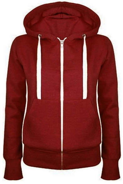 PHOTO OF GIRLS ZIP UP HOODIES