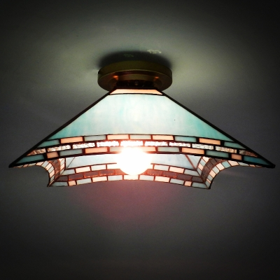 flush ceiling lights tiffany images