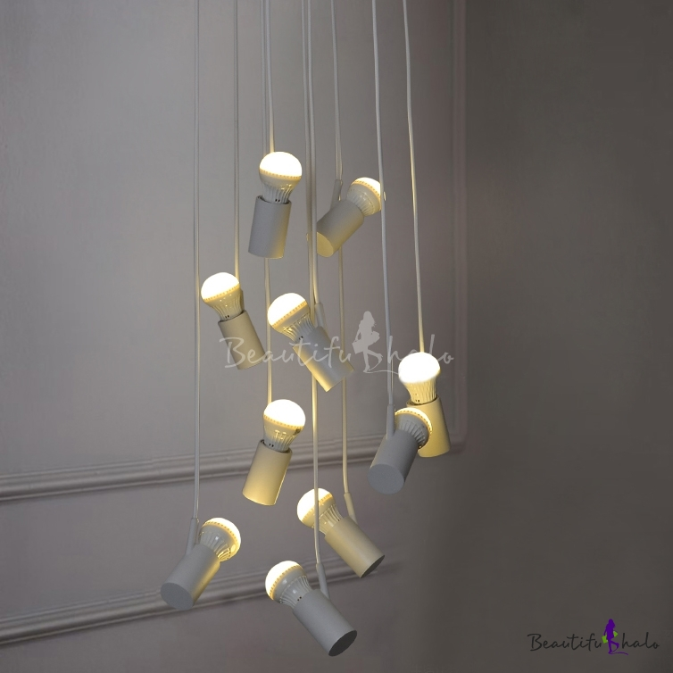 Buy Ten-light Mini Bulbs Multi-light Pendant