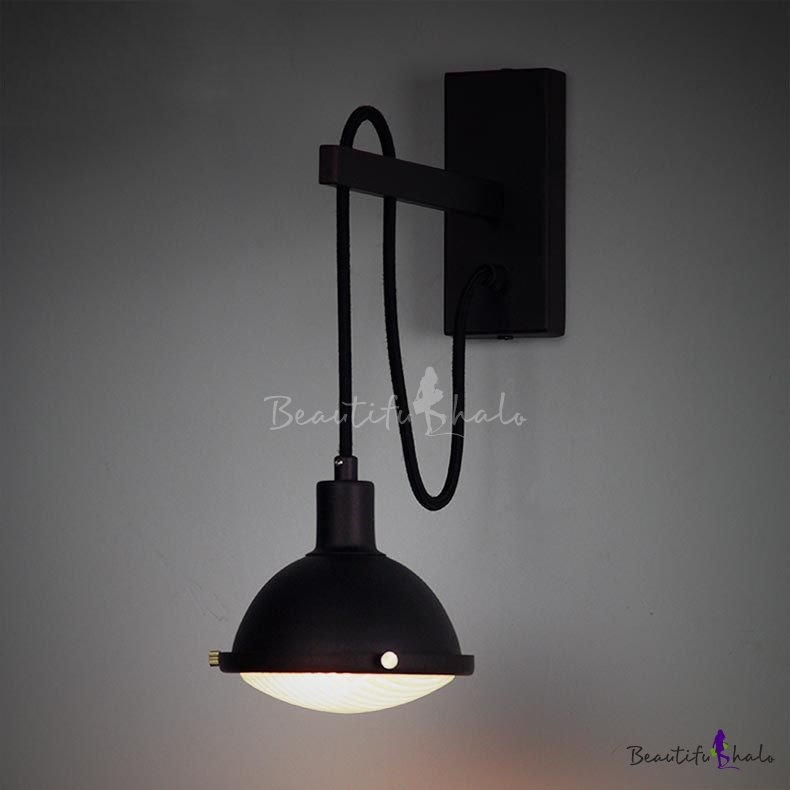 Industrial Style Interior Wall Lights : Image Gallery industrial wall light