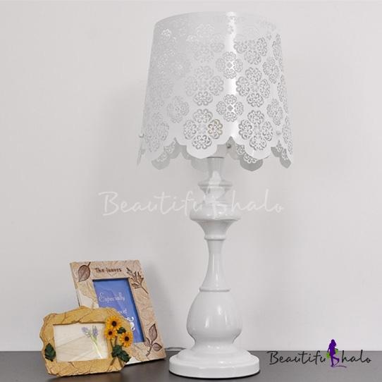 """Buy 26.3""""High Beautiful Graceful Rose Designer Table Lamps"""