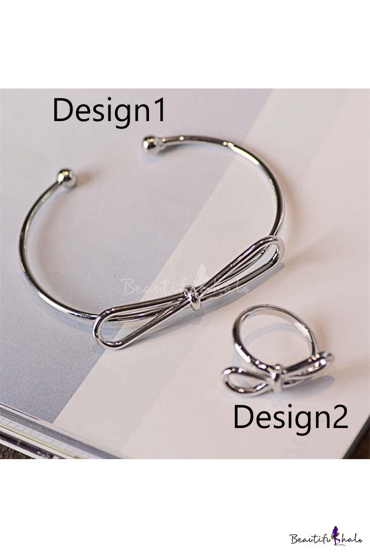 Buy Simple Fashion Girl's Alloy Bracelet/Ring