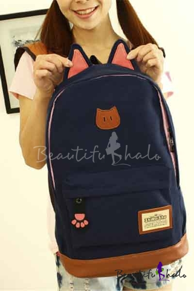 Buy Fashion Young Style Chic Backpack/Laptop Bag/School
