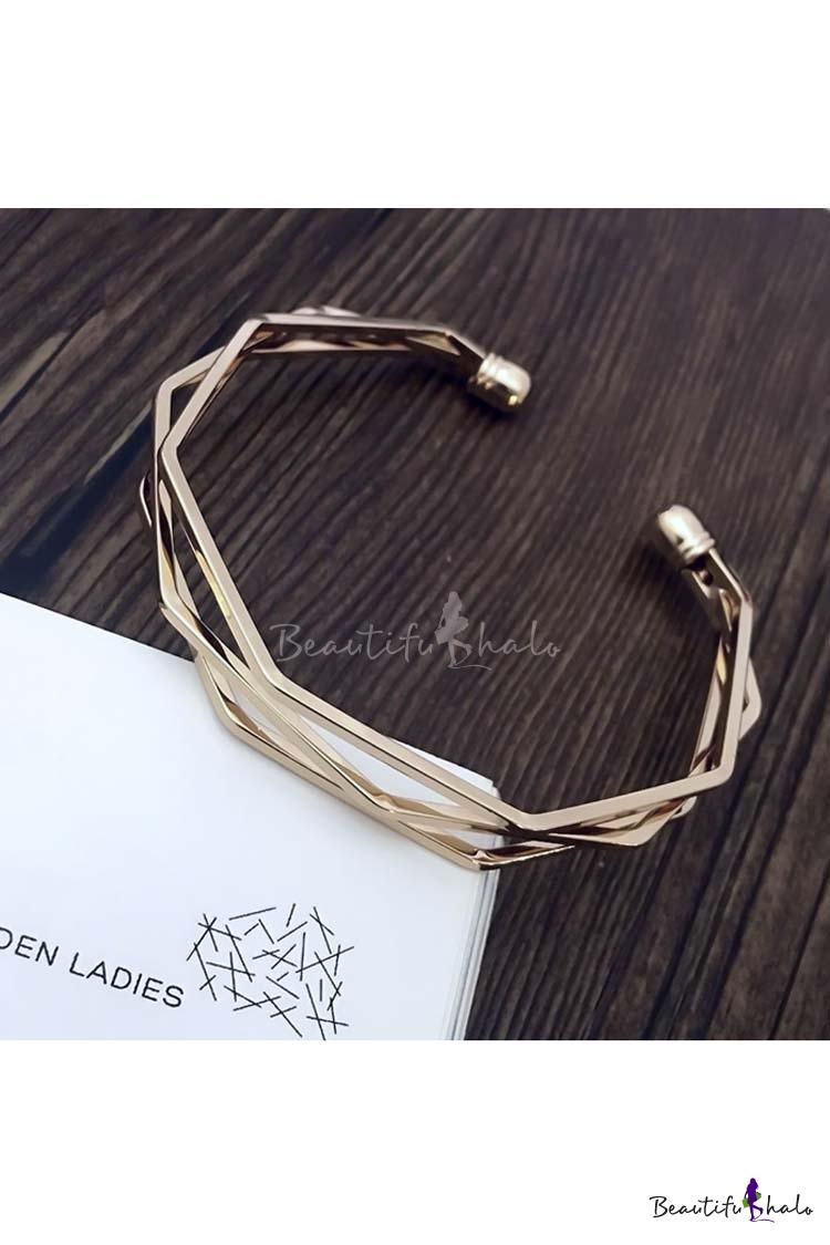 Buy Simple Fashion Girl's Alloy Bracelet
