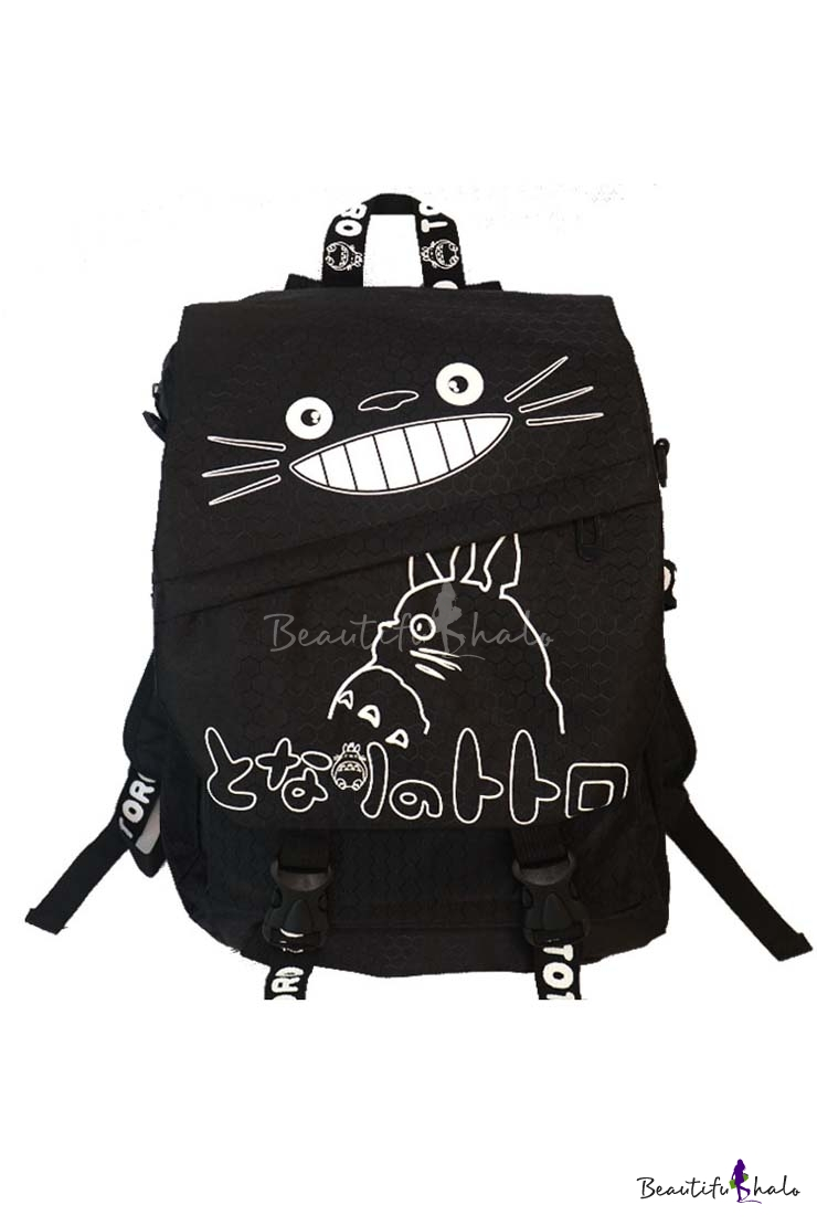 Buy Fashion Casual Young Style Cartoon Backpack