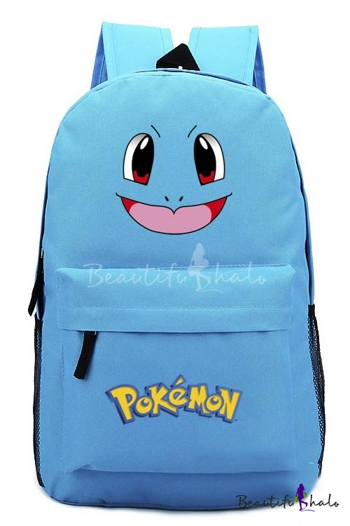 Buy Hot Game Character iMonster Pokemon Go Cartoon Pattern Popular Casual Young Style Backpack/School Bag/Travel Bag