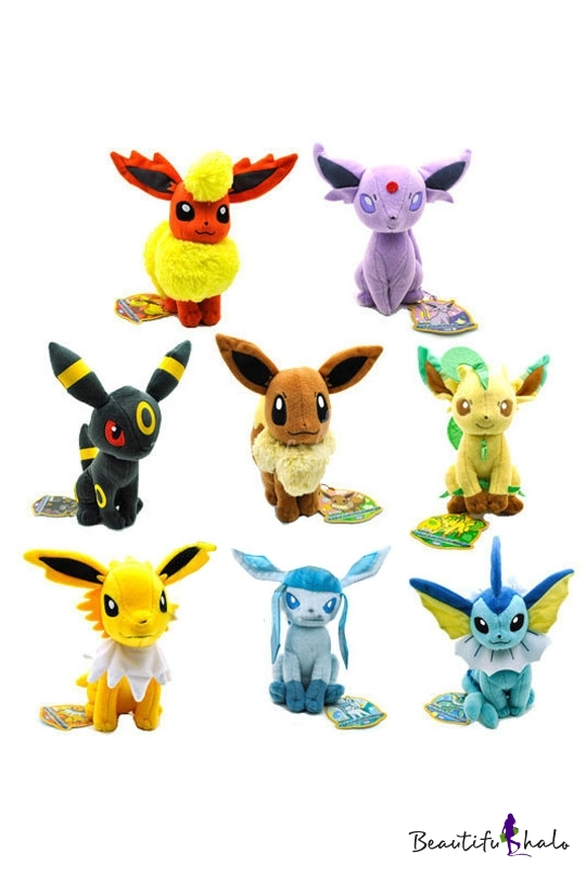 Buy Kawaii Hot Game Character iMonster Pokemon Go Cartoon Stuffed Toy Plush Doll Kids&Girls Toys Birthday Gifts
