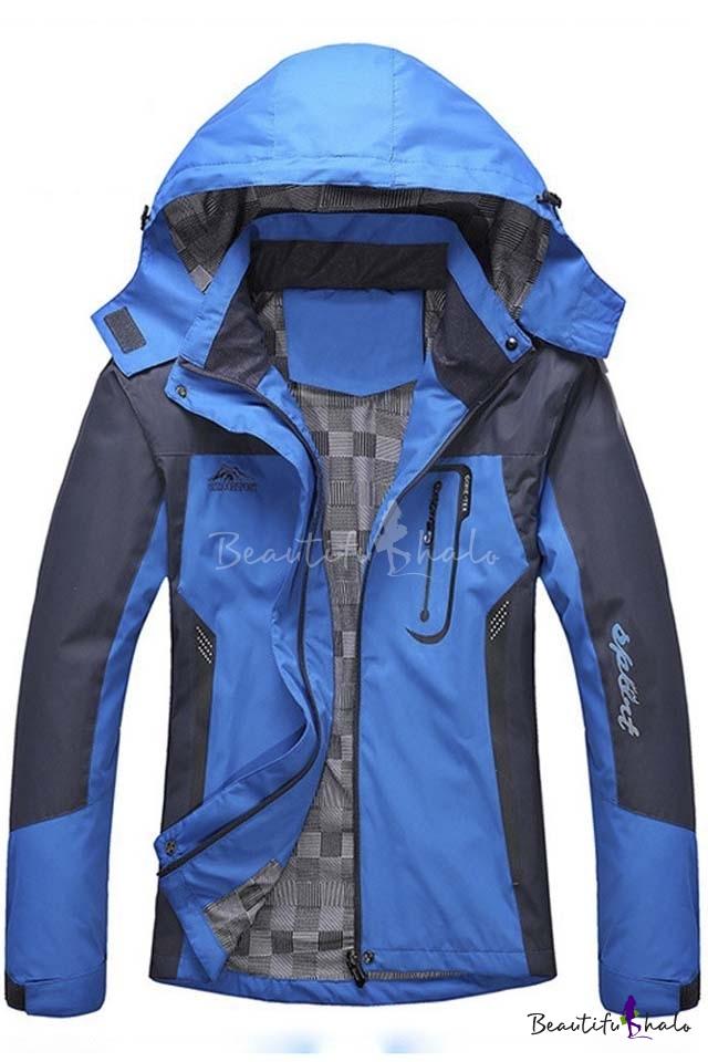 Buy Sportswear Women's Waterproof Jacket Outdoor raincoat Hooded Softshell