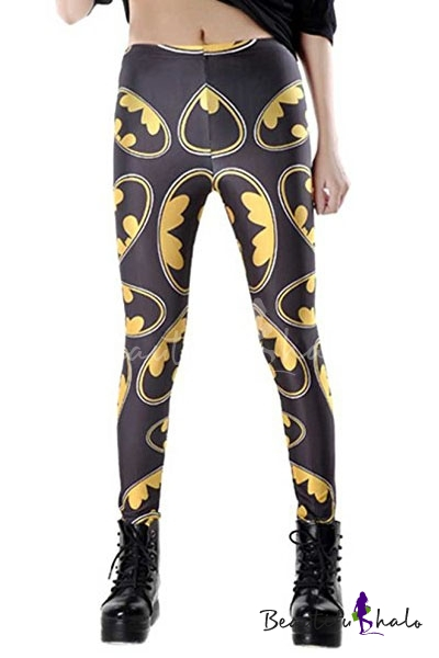 Buy Womens Girls Printed Seamless Fashion Leggings