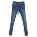 Glorious Female New Style Slimming Elastic Jeans