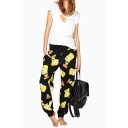 Simpson Collections Pattern Pull-On Track Pants