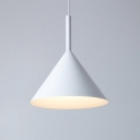Wonderful and Graceful Cone Shaded Large Designer Pendant Lighting