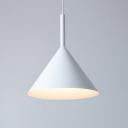 Wonderful and Graceful Cone Shaded Large Designer Pendant Lighting