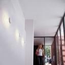Beautiful Soft White Finished Funnel Shaped LED Designer Wall Lights