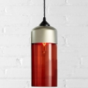 Retro Champagne Socket Industrial LOFT Pendant Light in Different Color