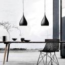 Novelty Tear Shaped Brilliant Design Single Light Designer Lighting 10
