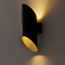"Aluminum Pipe Designer Wall Light  Is Great For Restaurant, 15.7""High"