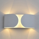 "Bold Design Tie Wall Light Great For Your Home 7""Wide"