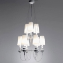 Chic And Trendy Designer Chandelier Light, 9-Light