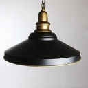 "Aged Bronze 18""Wide Retro Wrought Iron Large Pendant Lights"