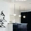 Novelty Mini Pendant UFO Shaded Modern Designer Lighting