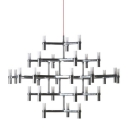 Candelabra Crown Chandelier Modern 47.24