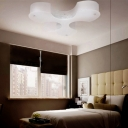 Clover Design LED Pendant Light Add Grace and Bright to Your Home