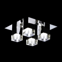 Cube Bright Crystal Shade 15.7