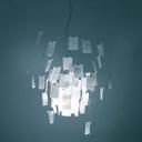 Designer Lighting Modern Papercard Hanging Pendant