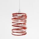 Spiral Nest Mini Pendant by Designer Lighting