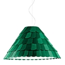Green Pendant Light Creative Roofer