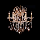 Create Unforgettable Seating or Dining Area with Gorgeous European Style Crystal Chandelier