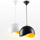 Bold Design Half-Ball Designer Pendant Lighting For Dinning Room