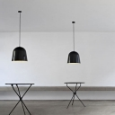 "Bold Design Can Pendant Lighting in 13.7""Wide Polished Designer Light"