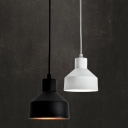 Novelty Design Designer Pendant Light Black/White 4.9