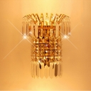Beautiful Metal Frame Wall Sconce Update Your Home Decor with Added Shine