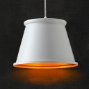 Modern Style Designer Pendant Light In White Finished 9.8