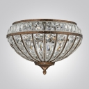 Elegant Iron Frame Gives Sparkling Crystal Wall Sconce Look of  Magnificent Vintage Find
