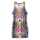 Racerback Style Sexy Geometry Pattern Tanks Dress