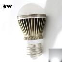 E27 3W Brown 300lm  6000-6500K  LED Globe Bulb