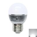 220V 3W E27 6000K 350lm 6Leds Globe Bulb