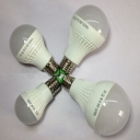 5W 220V E27  LED Globe Bulb 5730SMD 180°