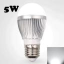 LED Globe Bulb  220V Cool White E27 5W