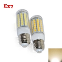 69Leds E27 6.5W PC 3500K LED Corn Bulb