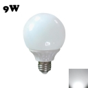 39Leds E27 9W  Cool White Ligh LED Globe Bulb