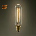Loft T20 110V E14 40W  Edison Bulb