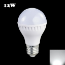 300lm E27 12W Cool White Light 2835SMD LED Ball Bulb