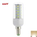 E12 36LED-5730SMD 4W 220V Corn Bulb