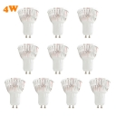 GU10 4W Cool White LED Par Bulb 10 Pcs