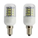 E12 5W 12-24V 2Pcs 48-SMD2835 Corn Bulb
